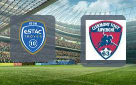 Troyes - Clermont Foot