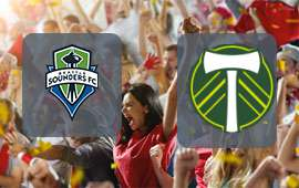 Seattle Sounders FC - Portland Timbers