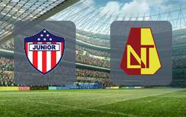 Atletico Junior - Tolima