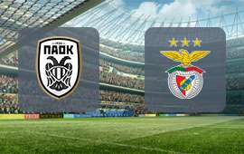 PAOK Thessaloniki FC - Benfica