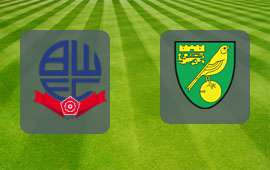 Bolton Wanderers - Norwich City