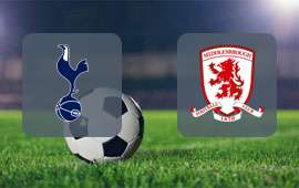 Tottenham Hotspur - Middlesbrough