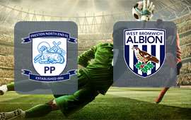 Preston North End - West Bromwich Albion