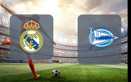 Real Madrid - Alaves